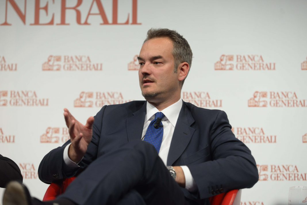 Marco Bernardi, vicedirettore generale di Banca Generali