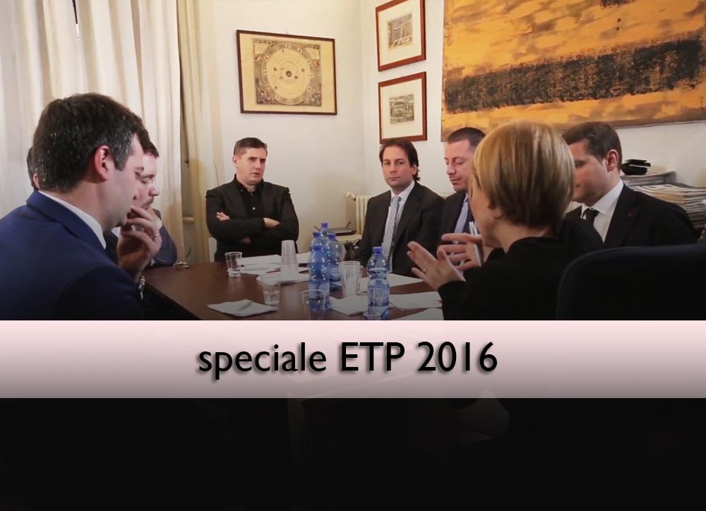 Etp, i leader del mercato italiano a confronto