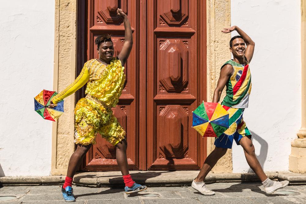 Cartolina dal Brasile, in attesa di Rio 2016