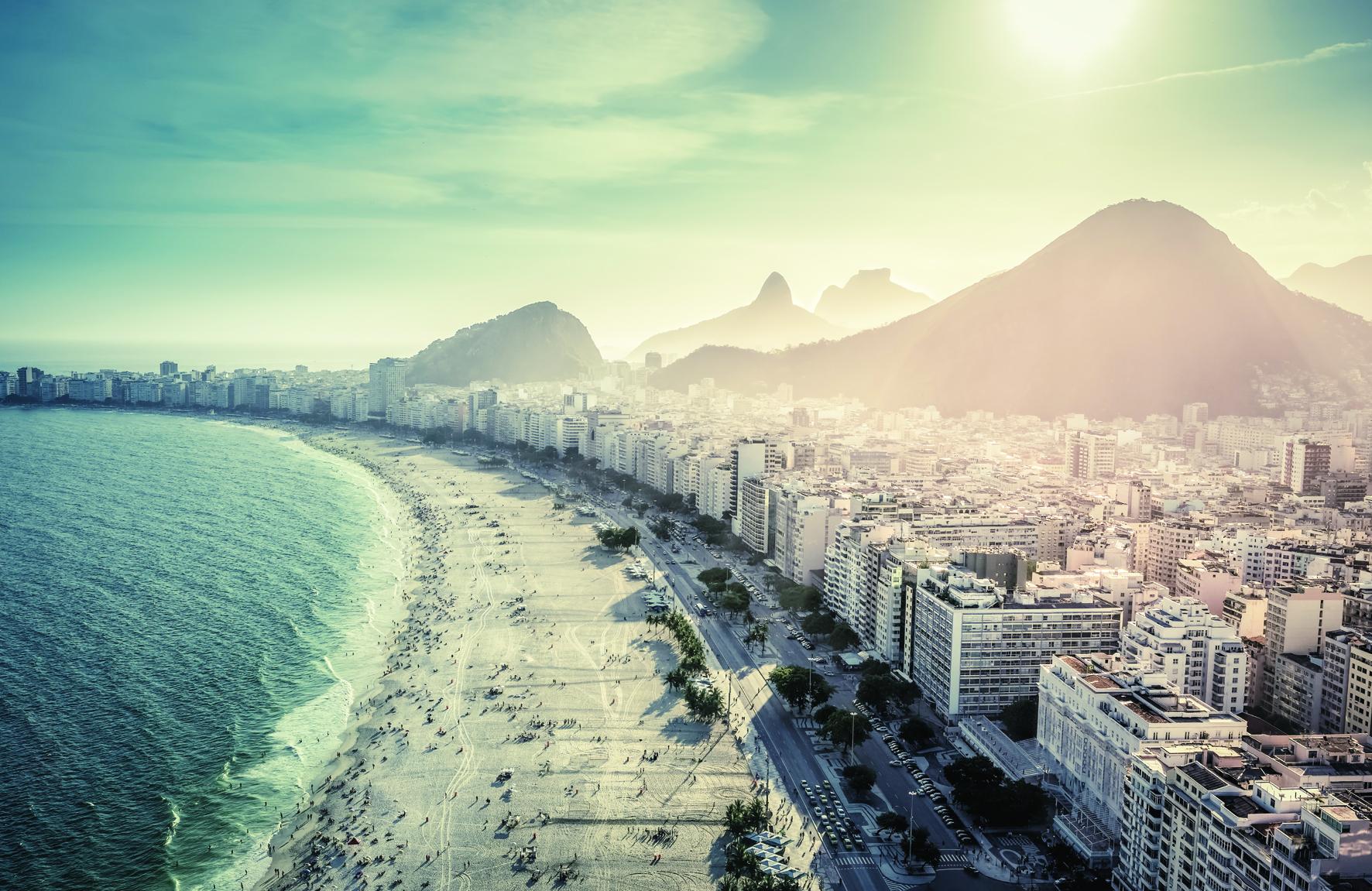 Valore nel debito emergente in America Latina, soprattutto in Brasile
