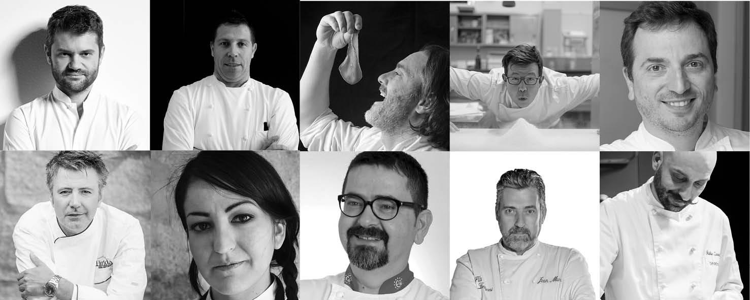 Chef, le star del DopoSalone2017