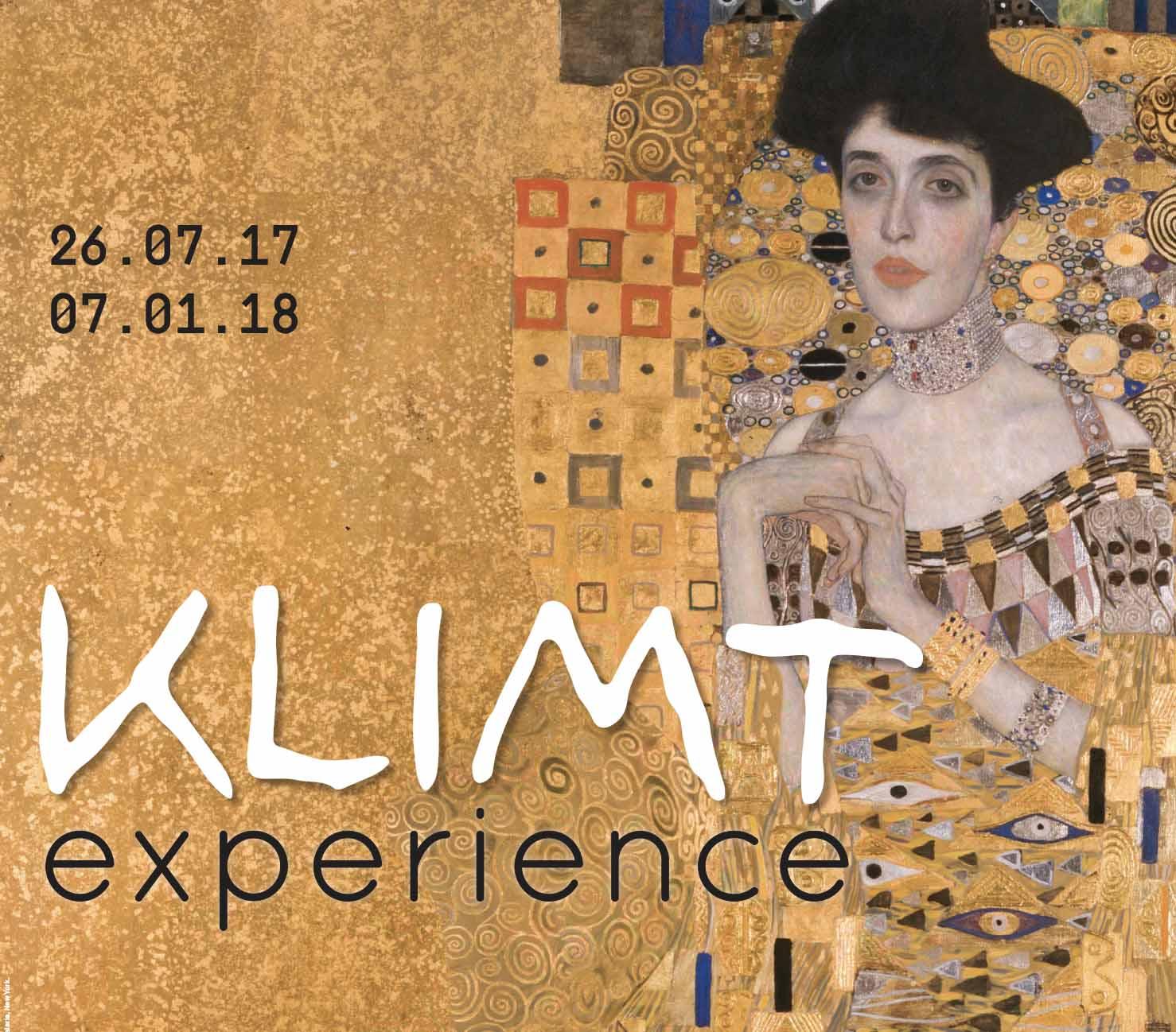 L'universo multimediale artistico di Klimt