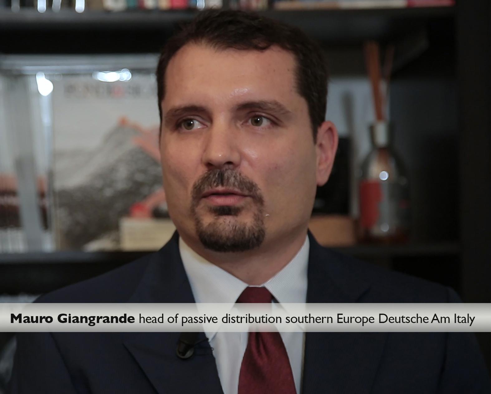 Etf, le scelte degli italiani secondo Deutsche AM