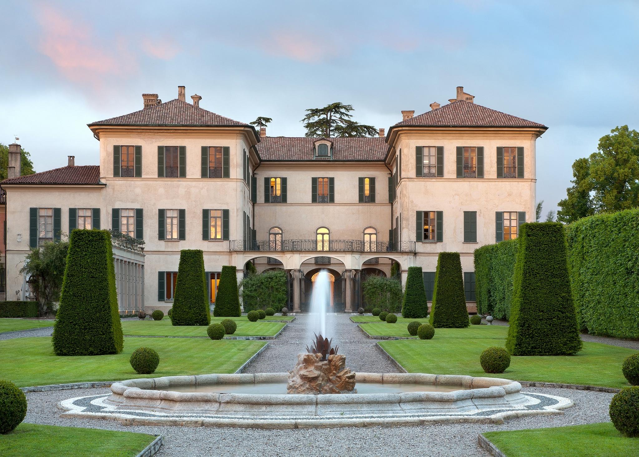 Villa e Collezione Panza a Varese, Foto di arenaimmagini.it,2013 © FAI - Fondo Ambiente Italiano