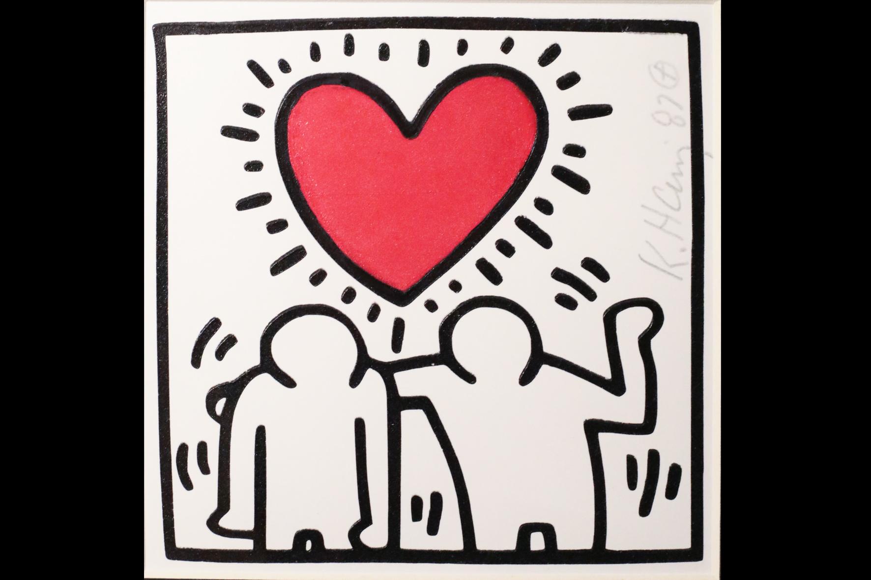 Keith Haring conquista Bologna