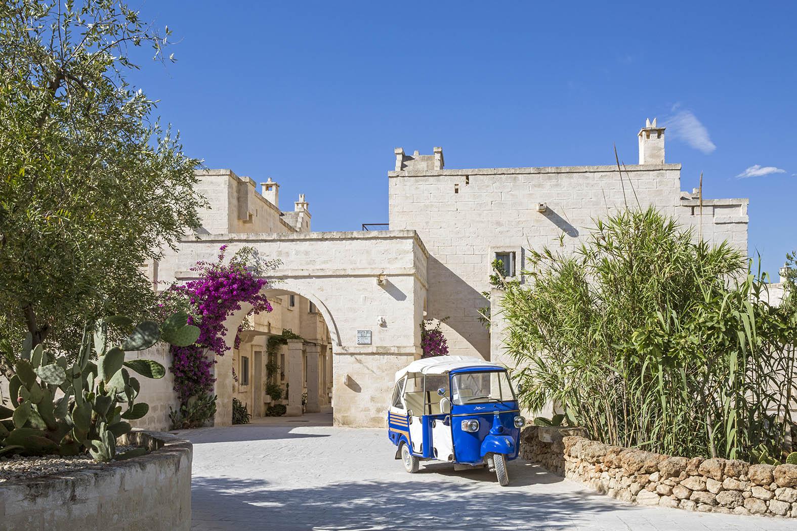 Borgo Egnazia, ospitalità autentica