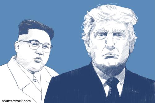 Cosa si giocano Trump e Kim?