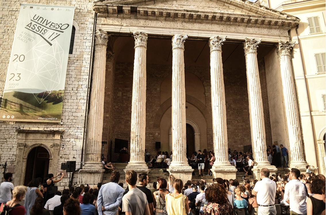 """""""Universo Assisi"""", tutte le sfumature dell'arte e dell'intrattenimento"""