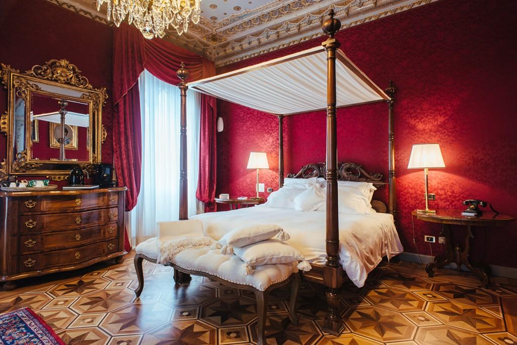Suite Rania Villa Crespi