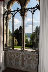 dettaglio interno Villa Crespi
