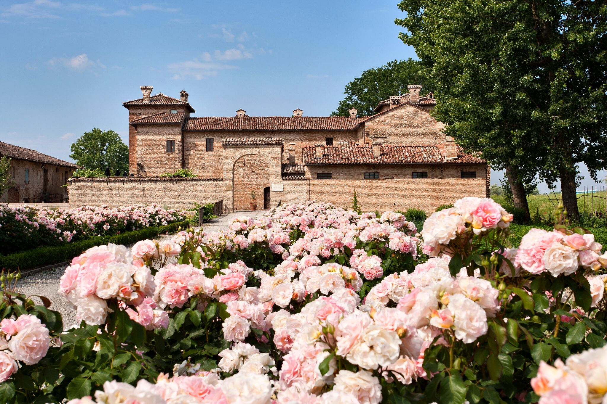 Antica Corte Pallavicina, relais ricco di storia e tradizioni