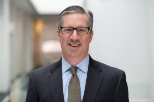 Sean Hagerty, head of Vanguard Europe