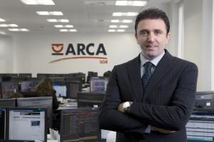 Francesco Merli, Arca Fondi Sgr