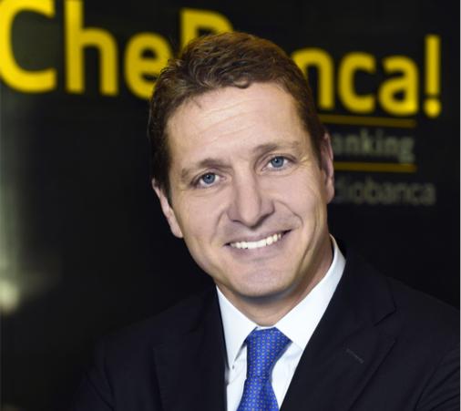 Duccio Marconi, direttore centrale Consulenti finanziari CheBanca!