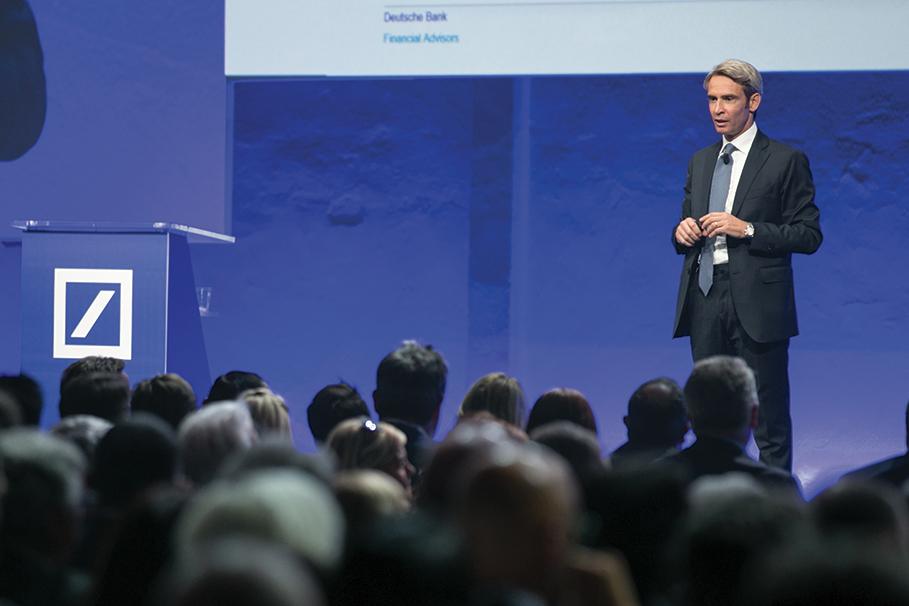 Tredici nuovi ingressi nella rete di Deutsche Bank