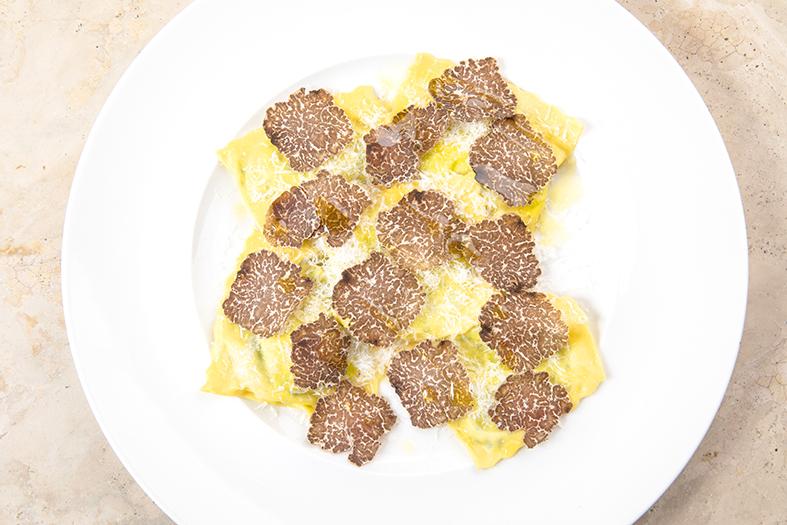 primo piatto ristorante Terme di Saturnia