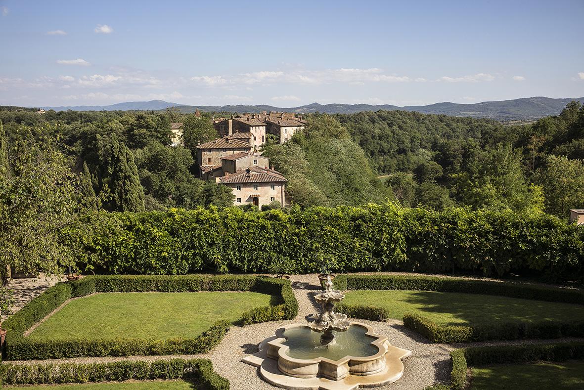 Il Borro Relais & Châteaux, autentica oasi di ospitalità