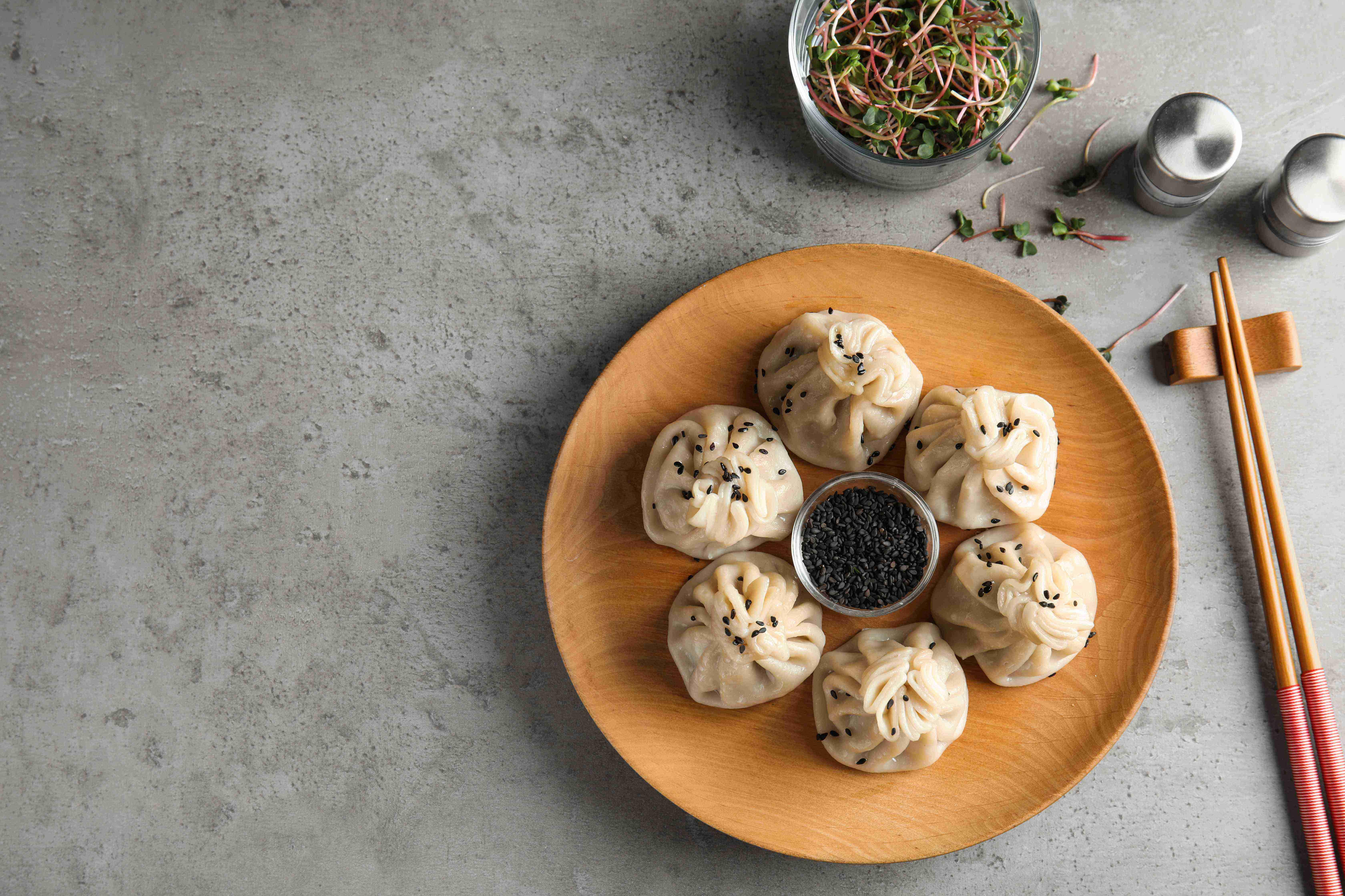 Esplode il food trend per Bao e Ravioli