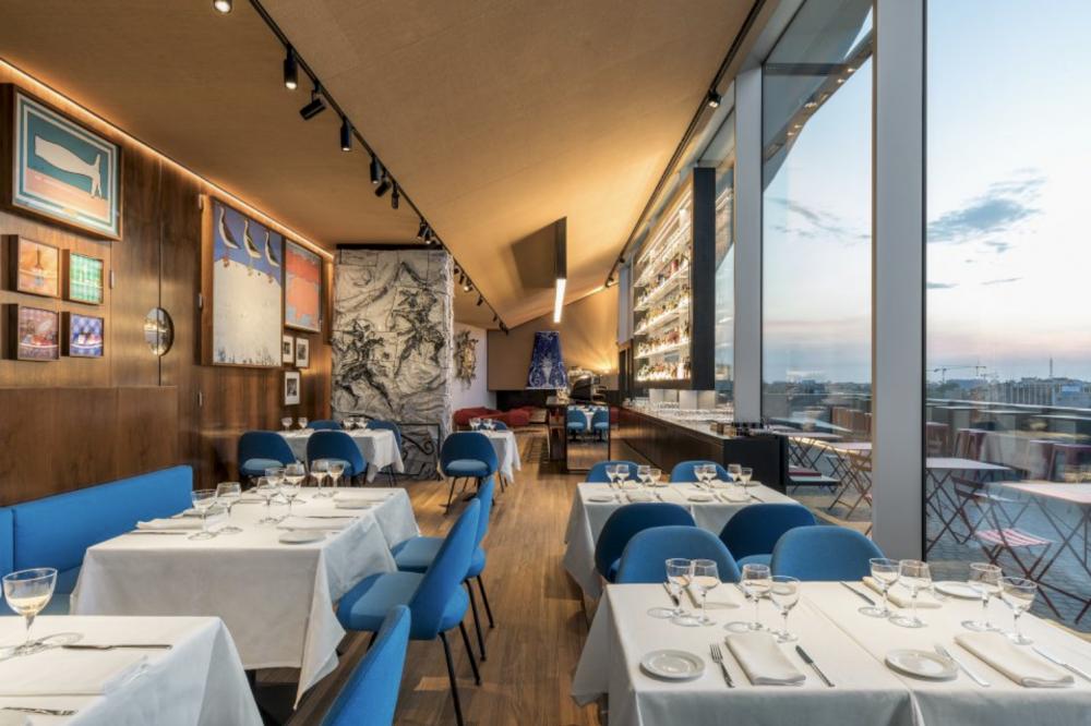 """""""Care's Chef Under 30"""": il ristorante Torre della Fondazione Prada presenta il terzo chef del 2019"""