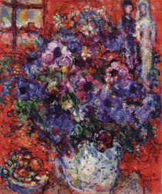 Tra sogno e magia,  Marc Chagall a Bologna