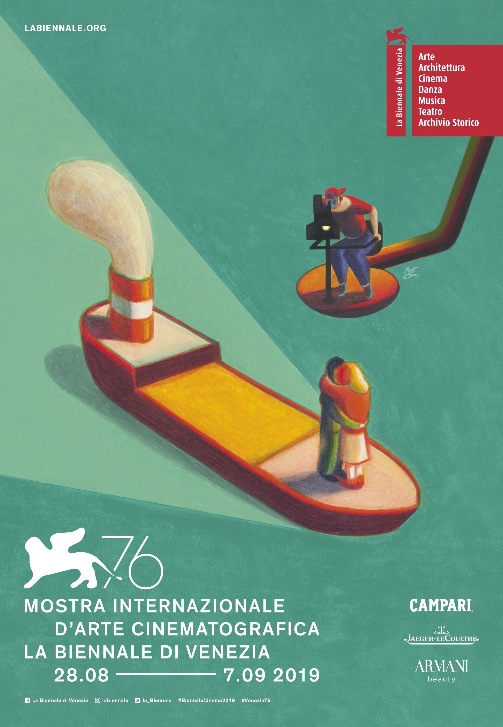 76. Mostra Internazionale d'Arte Cinematografica, leone d'oro alla carriera a Almodóvar