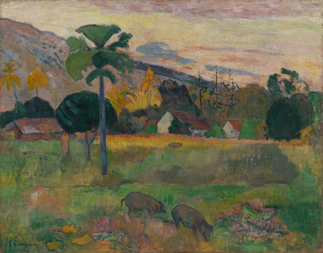 Paul Gauguin Haere Mai, 1891 Olio su iuta, 72,4 x 91,4 cm Solomon R. Guggenheim Museum, New York Thannhauser Collection, Gift, Justin K. Thannhauser 78.2514.16 © Solomon R. Guggenheim Foundation, New York (SRGF)