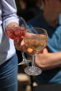 degustazione analcolica 100% succo d'uva