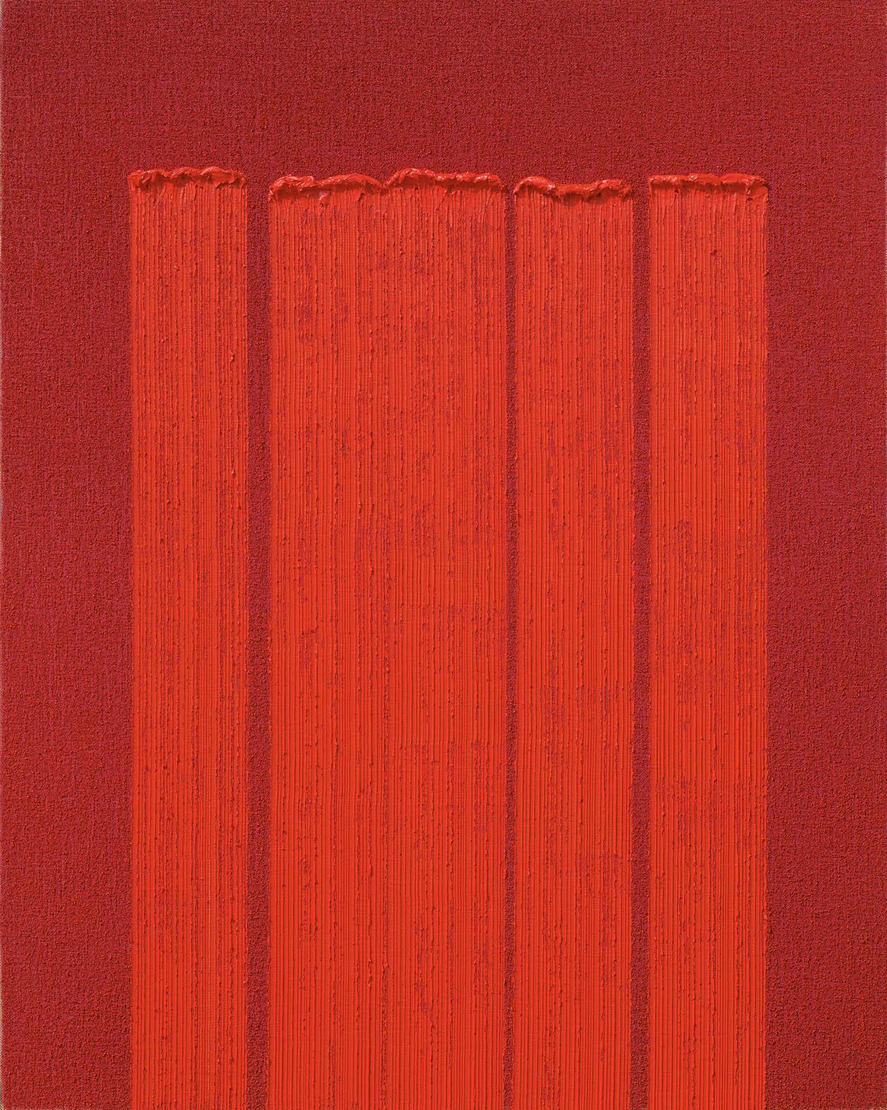 L'arte materica non convenzionale di Ha Chong-Hyun a Milano