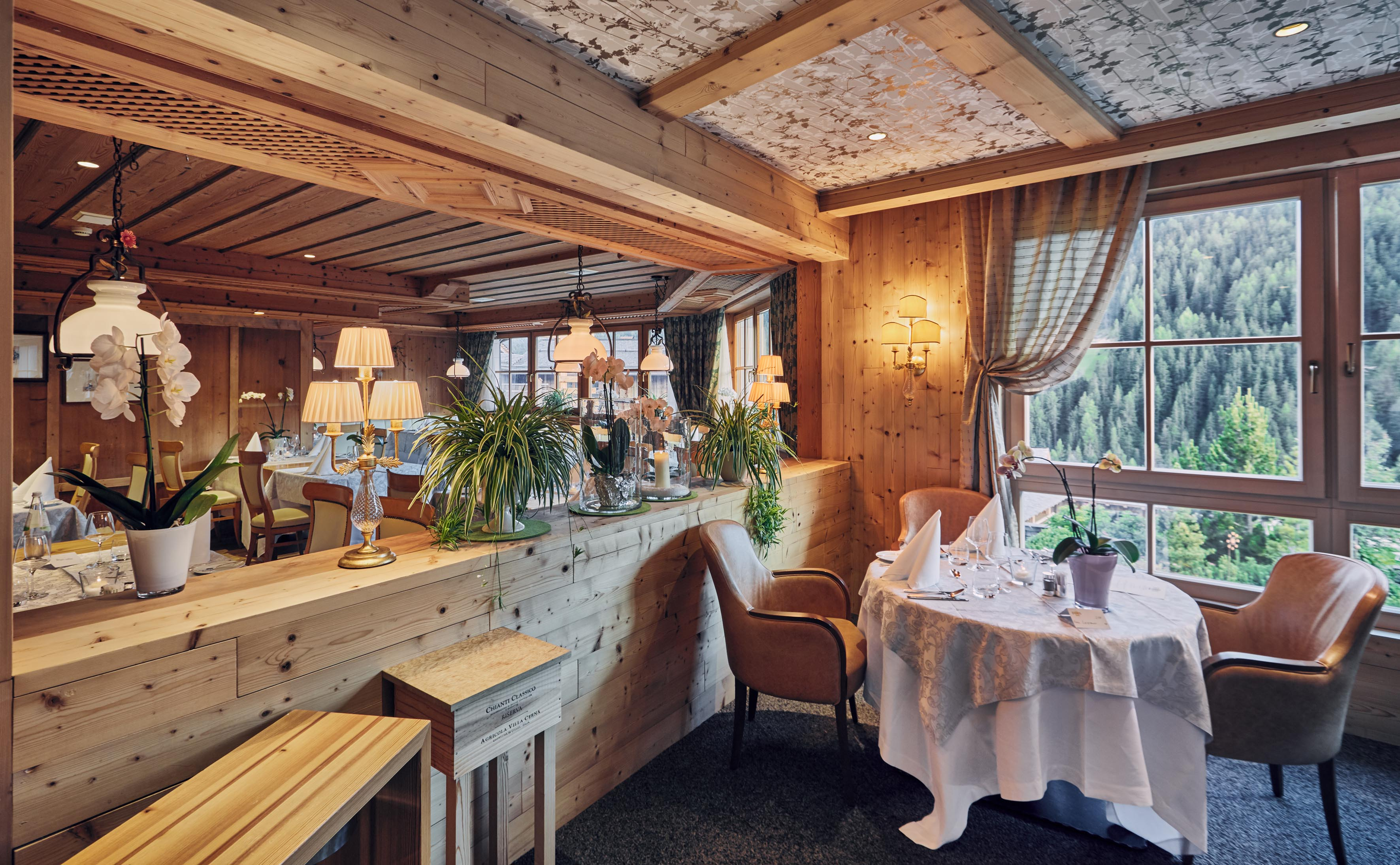 Dolomiti Wellness Hotel Fanes: l'eccellenza dei sapori