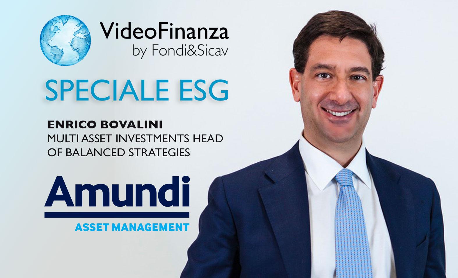 Amundi, le nuove soluzioni d'investimento Esg