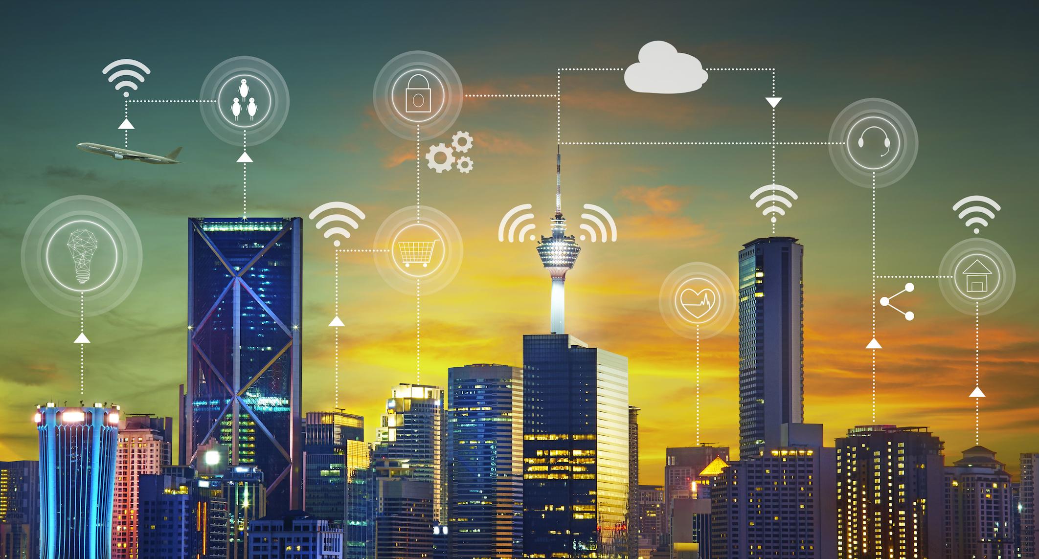 Connettività 5G, una tecnologia in forte espansione