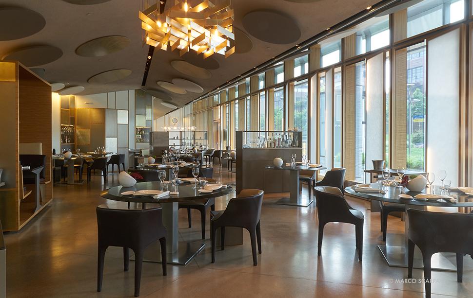 """Andrea Berton presenta i """"restaurant bonds"""""""