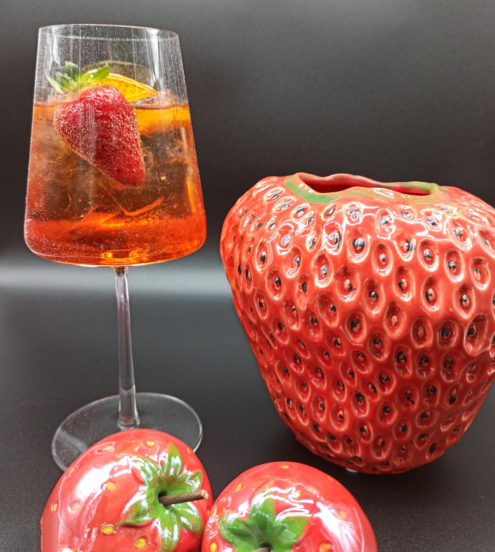 Fragola, il frutto di stagione ingrediente dei cocktail da preparare a casa