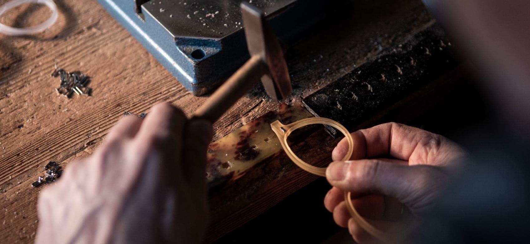 The Bespoke Dudes Eyewear, l'eccellenza made in Italy