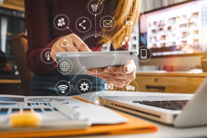 Settore tecnologico pagamenti digitali fintech