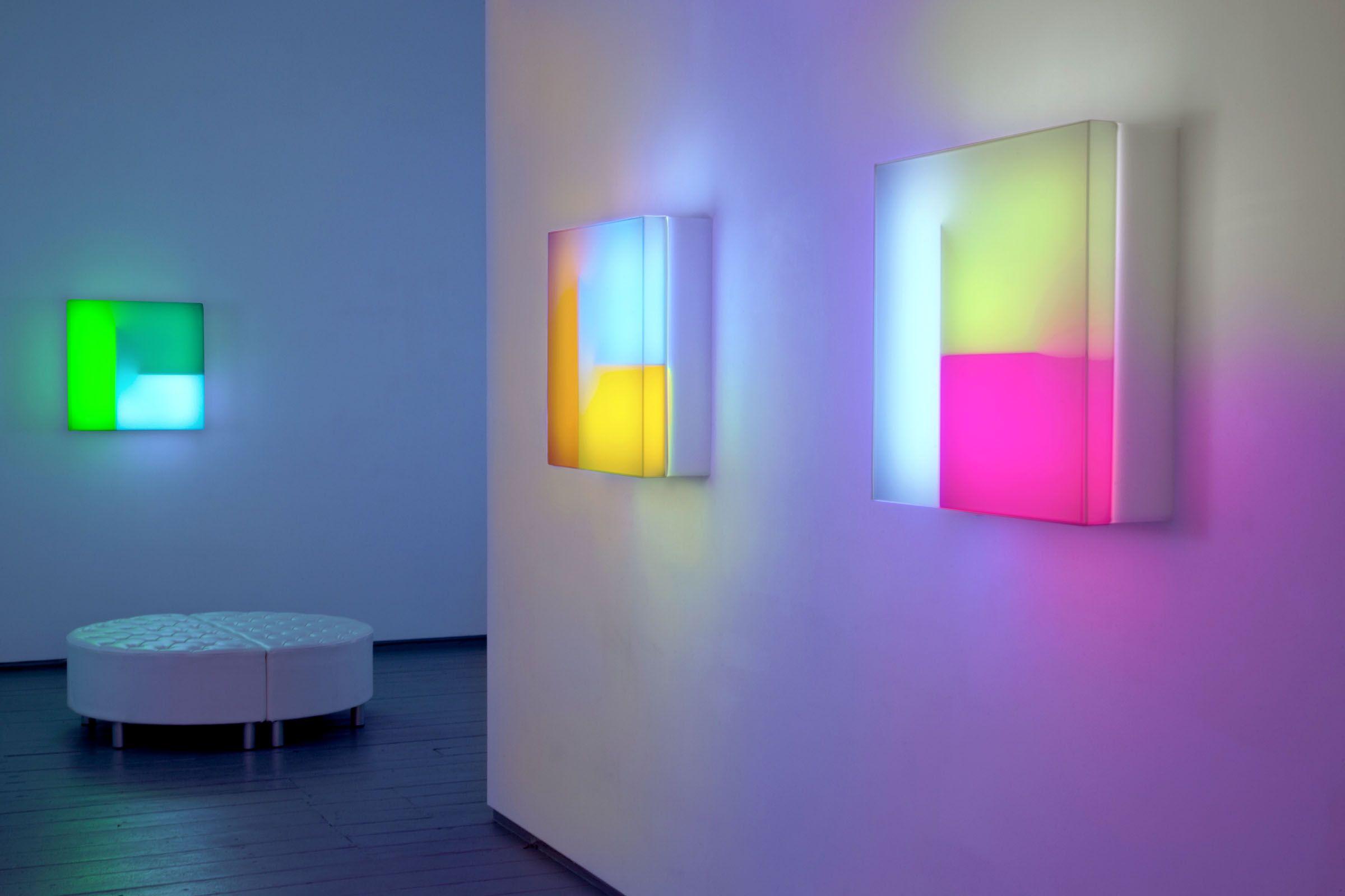 Brian Eno in mostra alla Galleria Nazionale dell'Umbria di Perugia