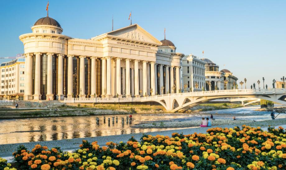 La Macedonia del Nord tra Pechino, Mosca e l'Ue