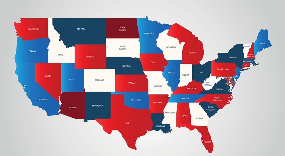 Elezioni 2020: forse le più polarizzate della storia USA