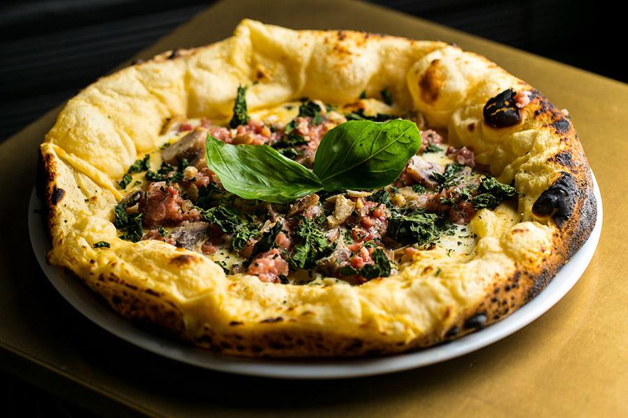 Capodanno Cocciuto: pizza gourmet e mixology