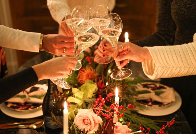 """Montelvini Christmas Carol"": un elogio all'arte del brindisi"