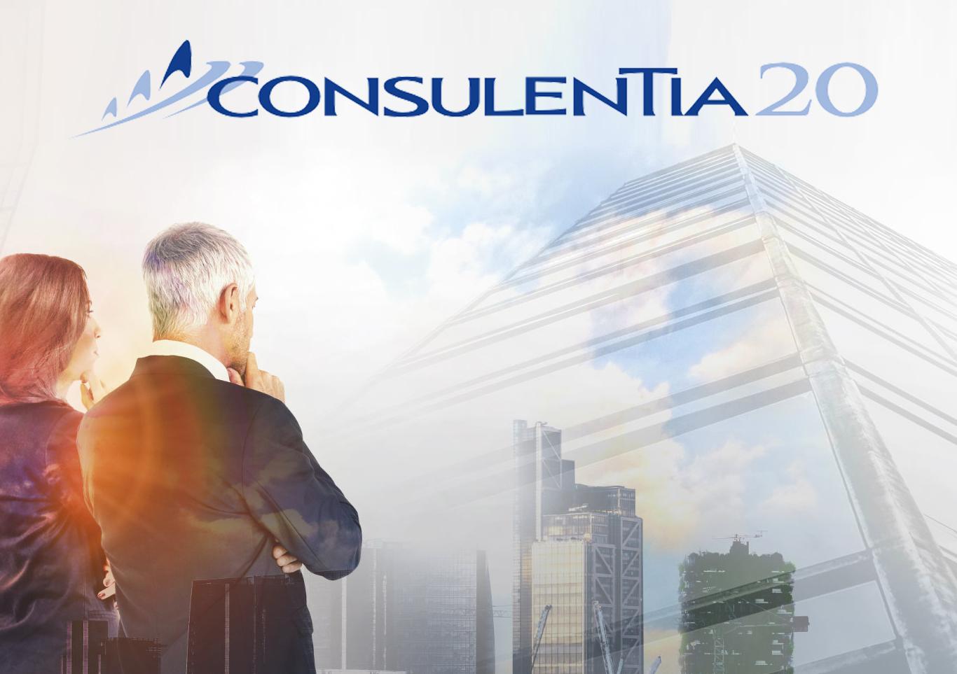 Al via Consulentia 20 Digital Edition