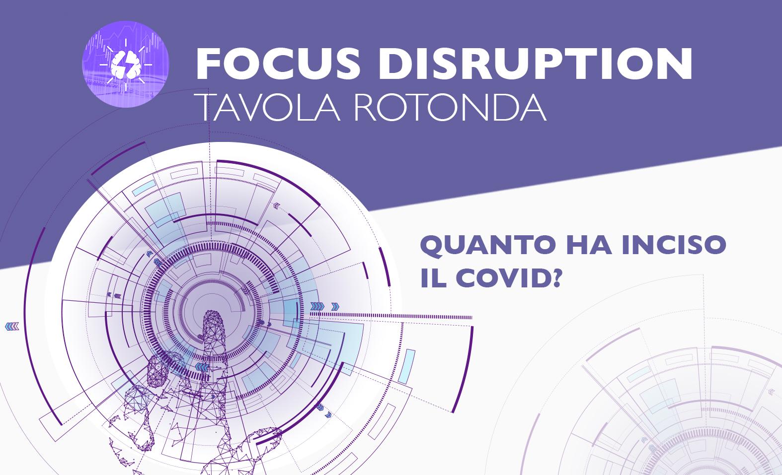 Focus disruption: una spinta a un treno in corsa