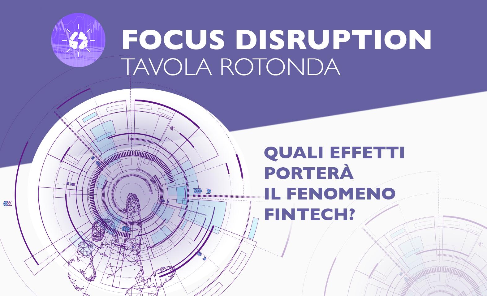 Focus disruption: una grande sfida
