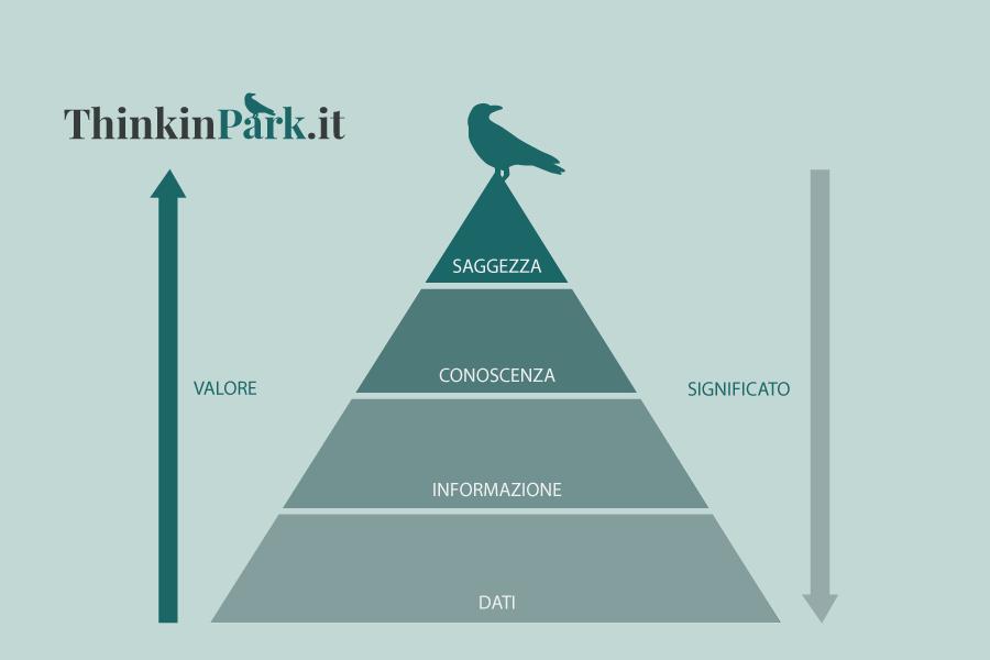 I modelli mentali: dai dati alla saggezza