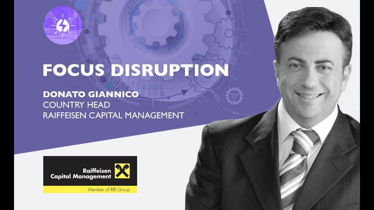 """Raiffeisen Capital Management: """"La sostenibilità come acceleratore della disruption"""""""