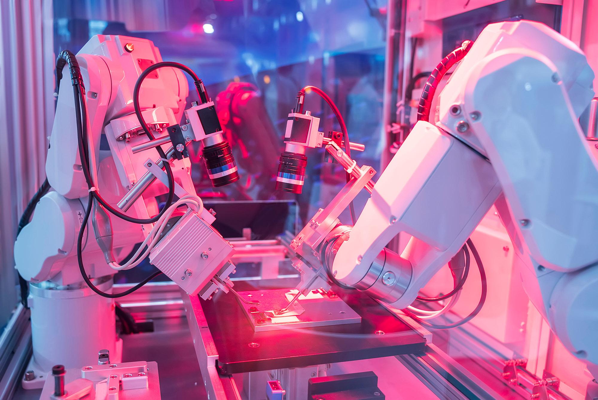 Perché continuare a investire nella robotica conviene