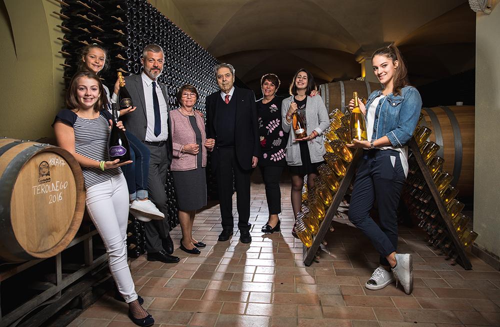 Letrari, vini delle Dolomiti ricchi di carattere e prestigio