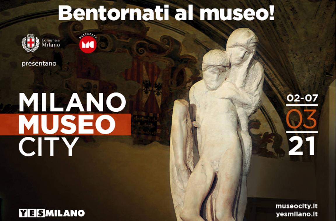Milano MuseoCity, una settimana all'insegna dell'arte