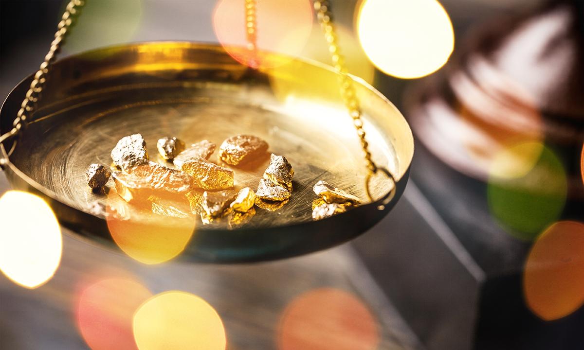 Le società di estrazione aurifera reagiscono