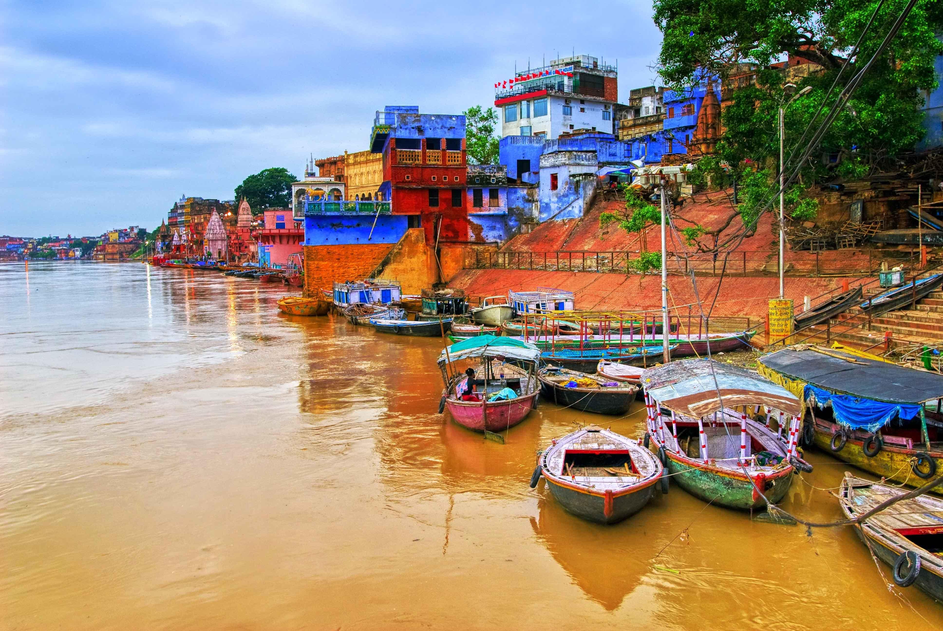 India: un pericolo mortale dall'acqua